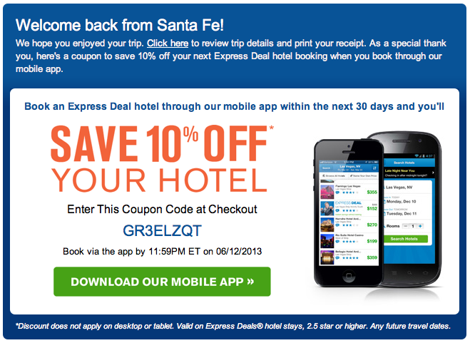 Coupon code for hotels com