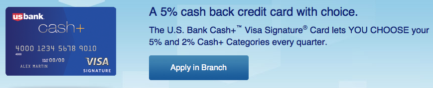 US Bank Cash Plus  The US Bank Cash Plus card   get $425 using it strategically