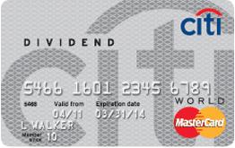 Citi-Dividend-mastercard